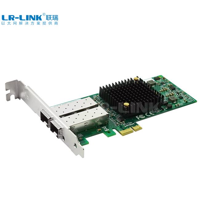 2-port Gigabit SFP Ethernet Network Adapter