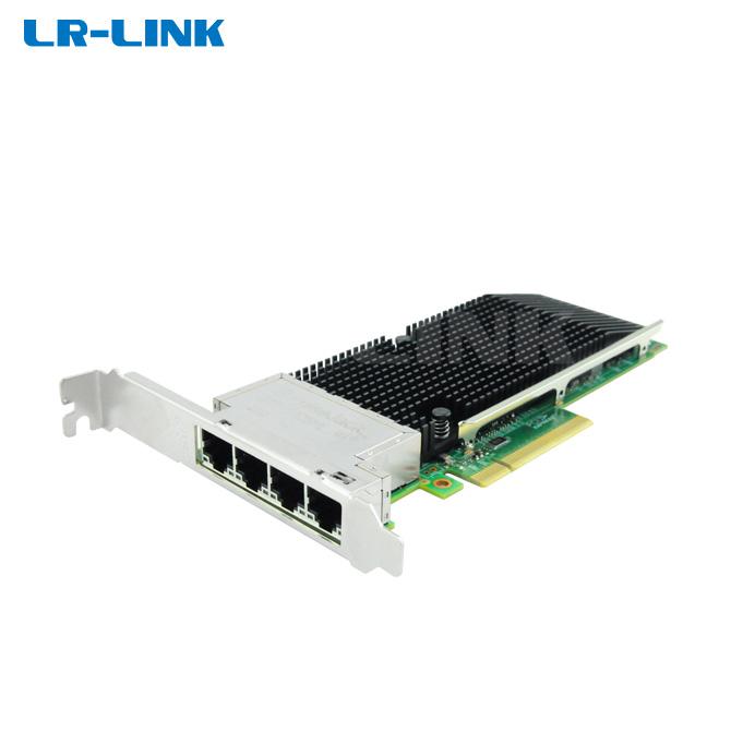 4-port 10G Copper Ethernet Network Adapter