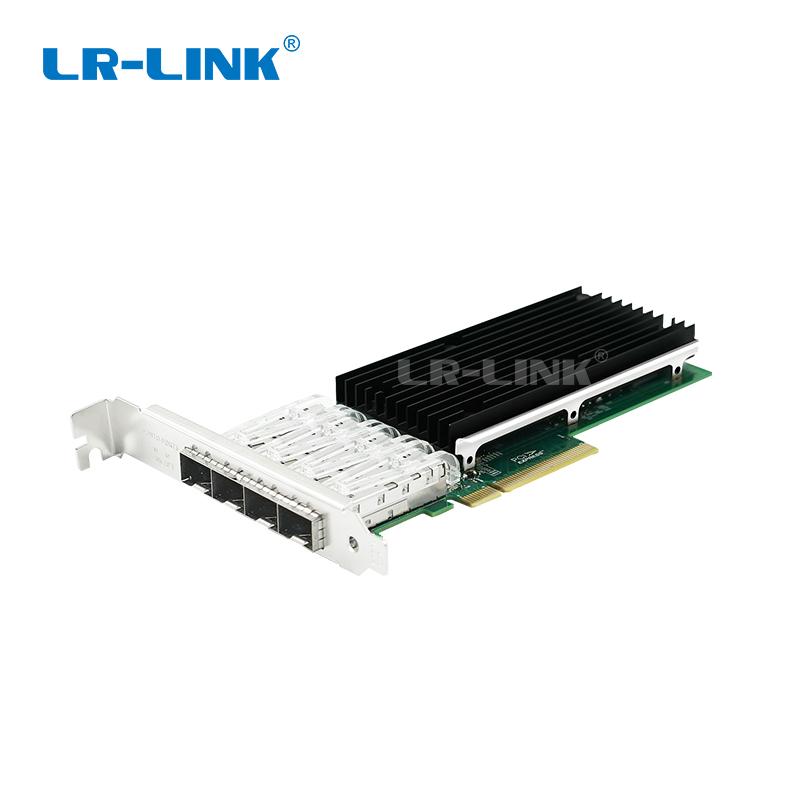 PCIE X8 3 0 10G Quad Port Server Adapter BCM57840S Based (4 x SFP+)
