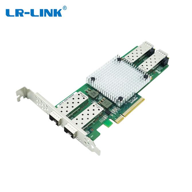 4-port Bidi rectional 10G SFP+ Hybrid Ethernet Network Adapter