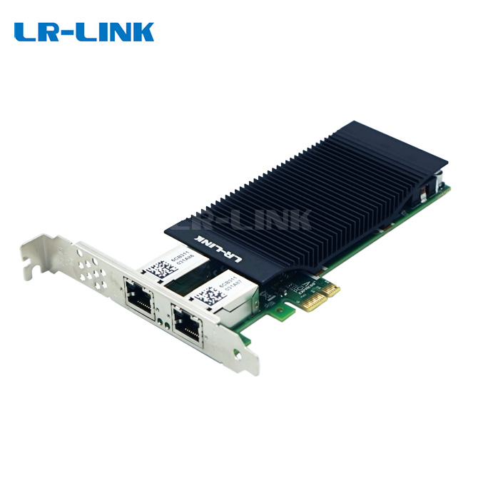2-Port 802.3at PoE+ Gigabit Vision Frame Grabber Card