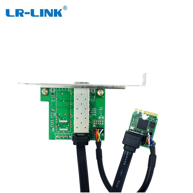 M.2 1-port 1G SFP Ethernet Network Adapter