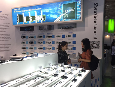Highlights interpretation! Shenzhen Lianrui appeared in the COMPUTEX 2018