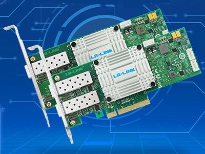 New Product Debut | Made In China Security Control 10G Fiber NIC AVAILABLE