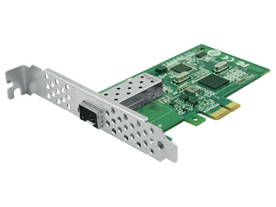 Good news: LR-LINK recently launched a new domestic single port Gigabit fiber Ethernet card