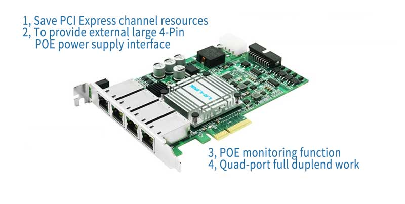 A Brief Introduction To The POE Network Card with NC-SI Function