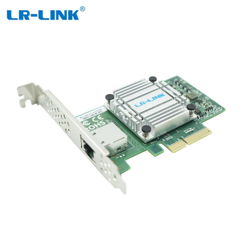 PCIe x 4シングルポート10G Ethernetネットワークアダプタ(Aquantia AQtion AQC 107ベース)